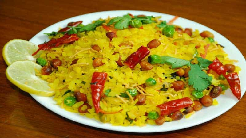 Poha Tuesday Tikha Tadka _ IndoreHD