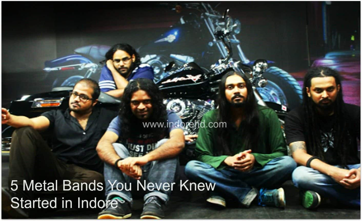5 metal bands you never knew started in Indore-HD