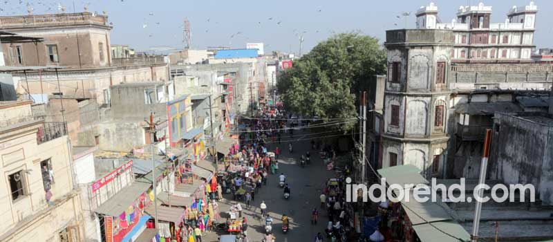10 Things that make Rajwada a Desi Mall - IndoreHD