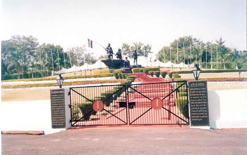 Military-Headquarters-Of-War-IndoreHD