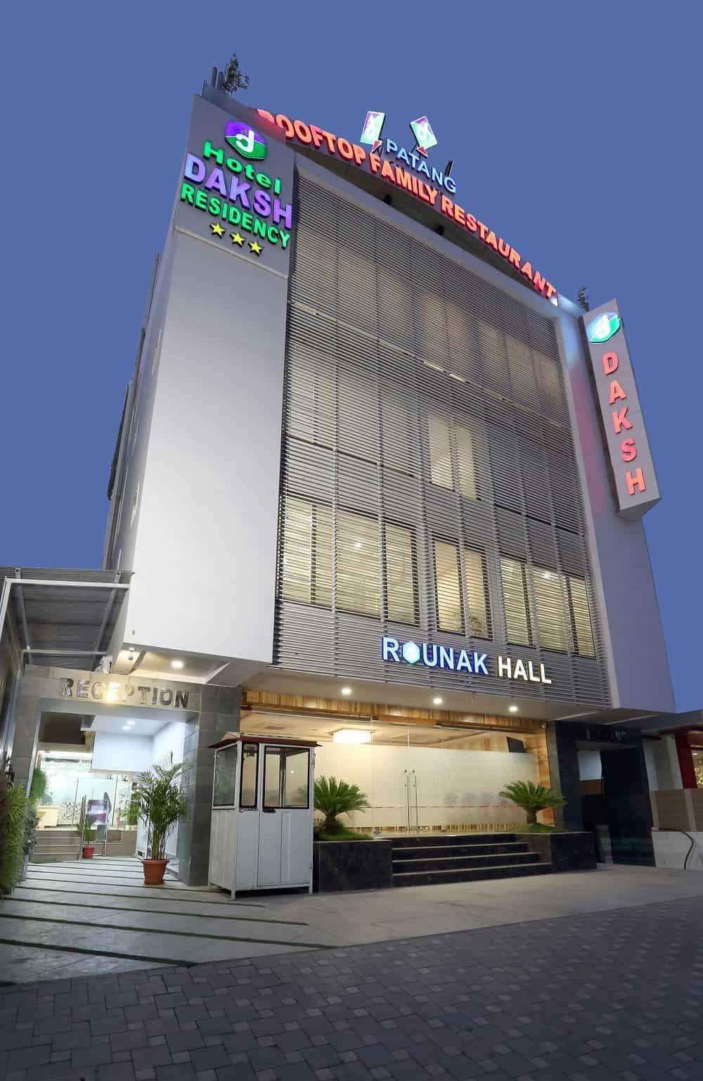 Raunak Banquet Hall Indorehd