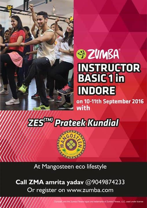 Official Zumba Instructor Basic 1 Training Indorehd