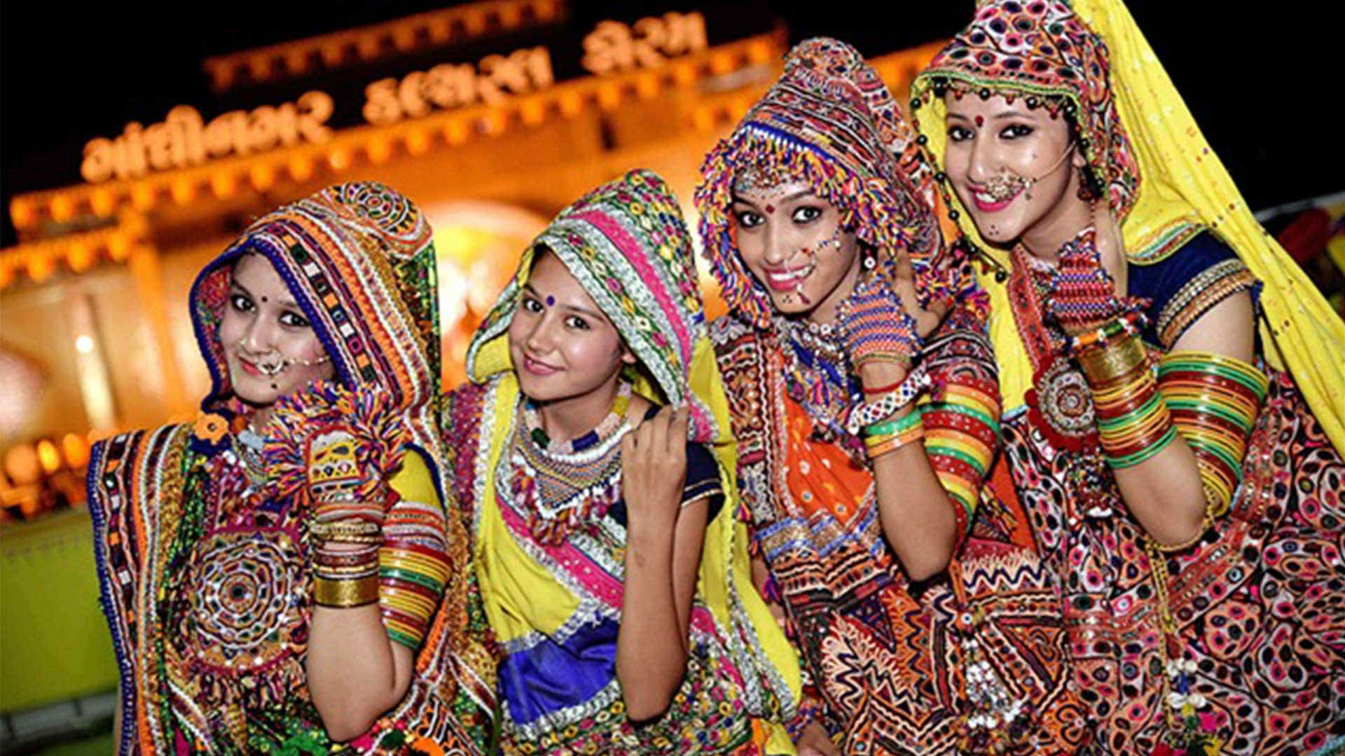 gujarati girls wallpaper