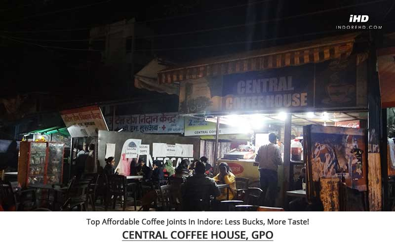 Top-Affordable-Coffee-Joints-In-Indore-Central-Coffee-House-GPO-indoreHD