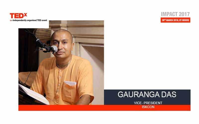 TEDxIITIndore-impact-gauranga-das-March2017-IndoreHD