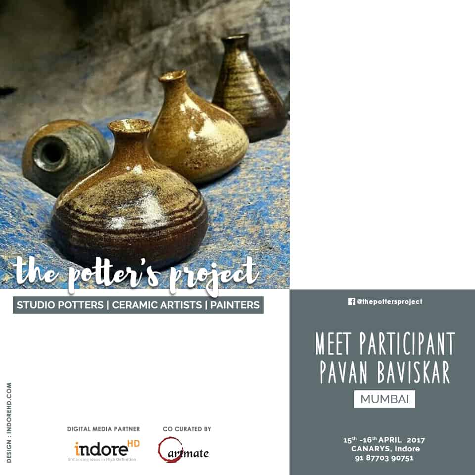 the potters project event participant-Pavan baviskar- indore-indorehd