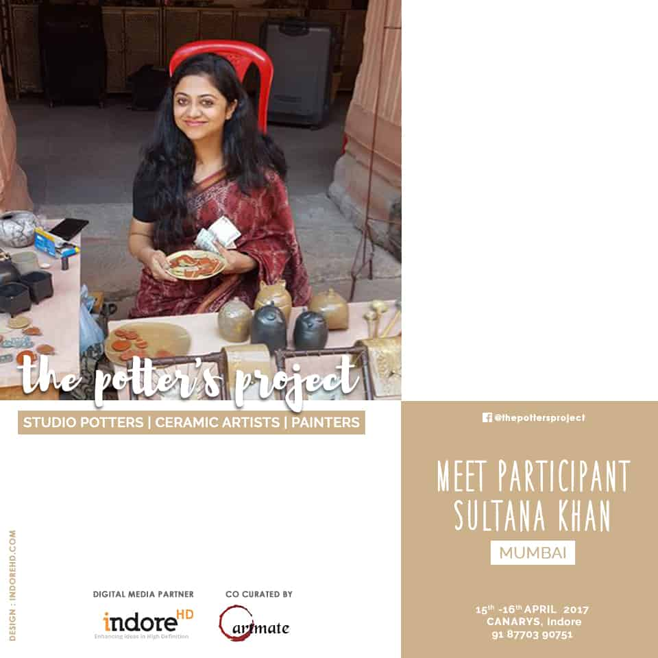 the potters project event participant-Sultana khan- indore-indorehd