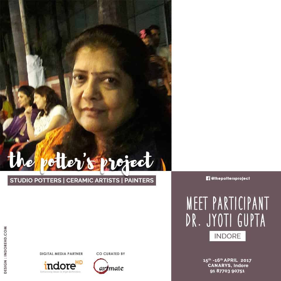 the potters project event participant-joyti gupta - indore-indorehd