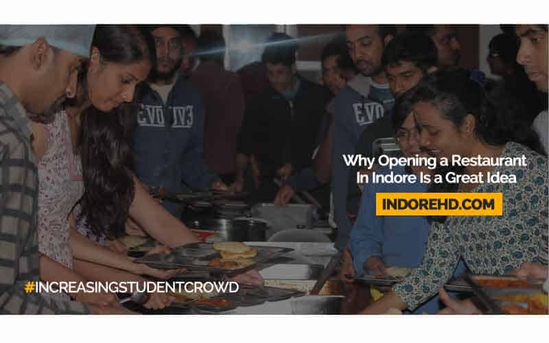 Increasing-Student-Crowd-Restaurant-Business-Indore-IndoreHD