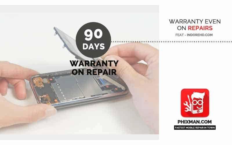 Warranty-on-Mobile-Repairs-Phixman-Indore-IndoreHD
