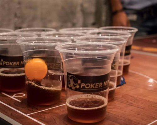 Beer Pong Tournament : First of Its Kind in Indore-…