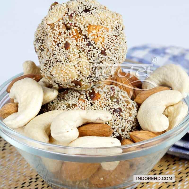 Dry-Fruit-Ladoo-Vijay-Chaat-House-IndoreHD