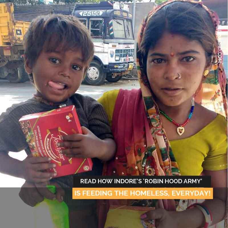 Helping-Poors-Robinhood-Army-IndoreHD