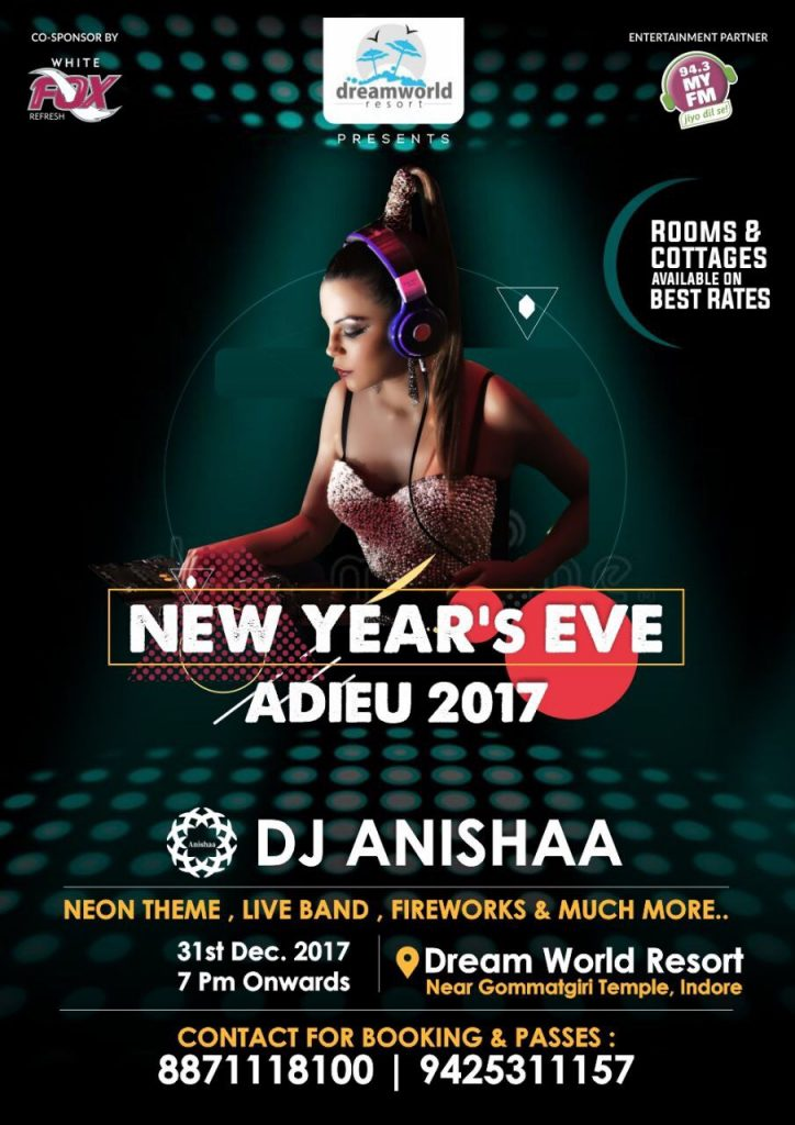 new years eve adieu 2017