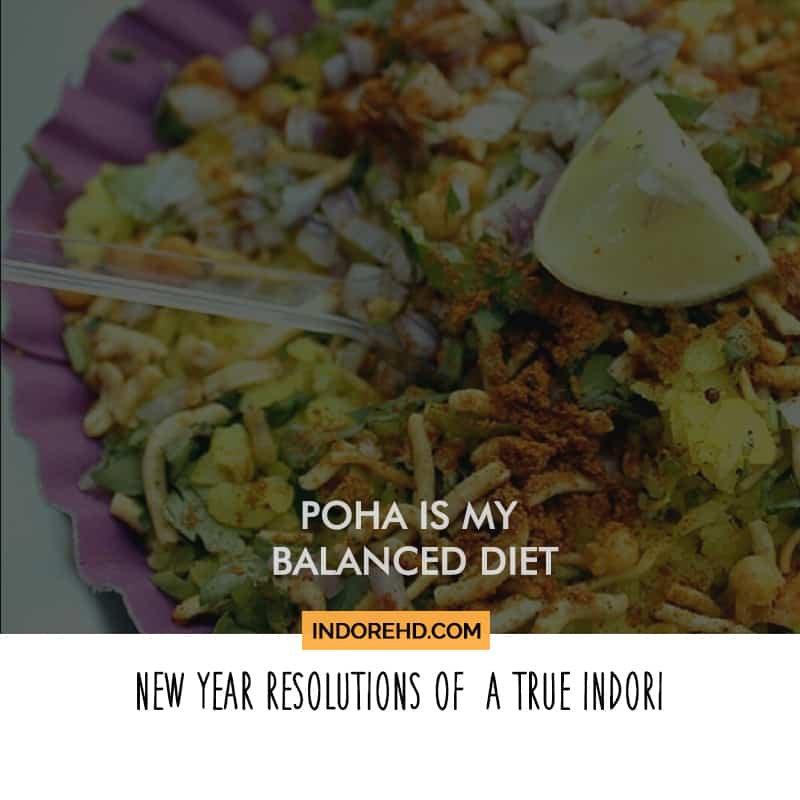 Indori new year Resolution. 2018 blog indorehd