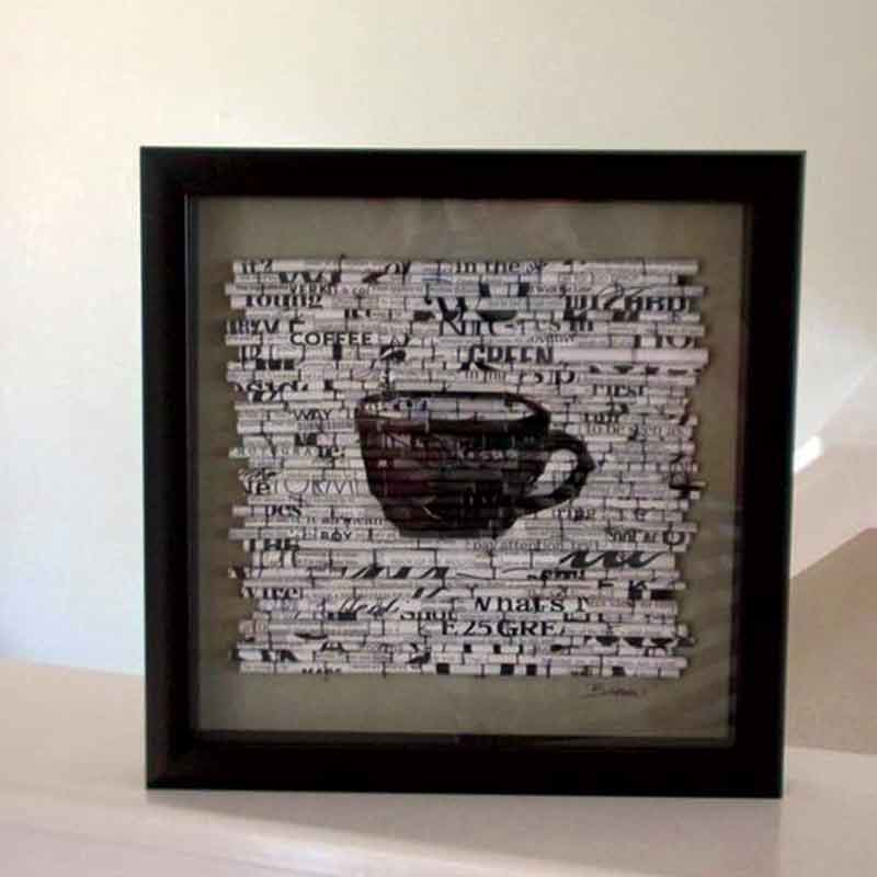 newspaper-art-low-budget-cafe-decor-ideas-indorehd