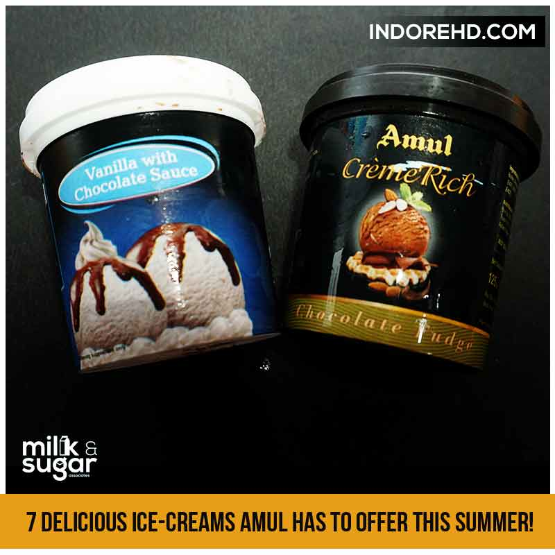 7 Ice-creams Amul has to offer this summer! | Milk and Sugar