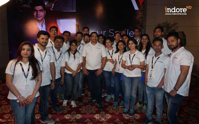 JC Ventures - The Team- Mega Launch Event Indore - IndoreHD