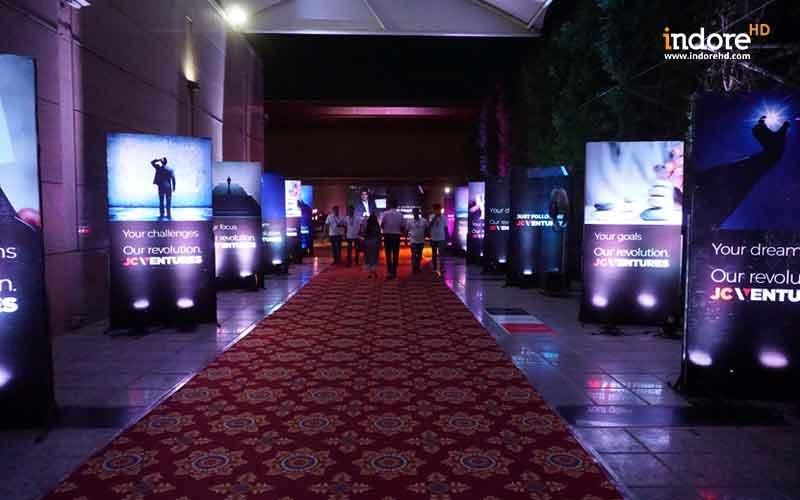 JC Ventures Mega Launch Event Indore - IndoreHD