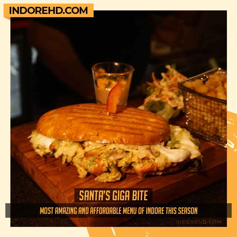 Spicy-southwest-sandwich-santas-giga-bite-Punchin-restaurant-indore