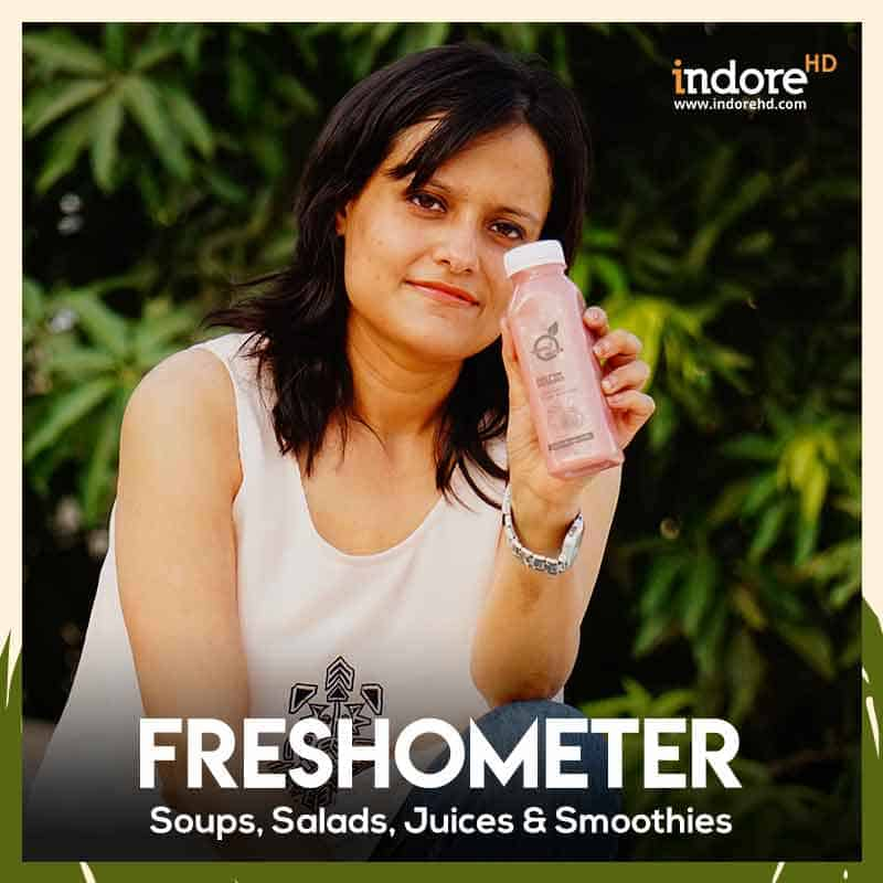 Freshometer-weightloss story from indore