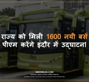 1600 new buses are being allotted to MP…