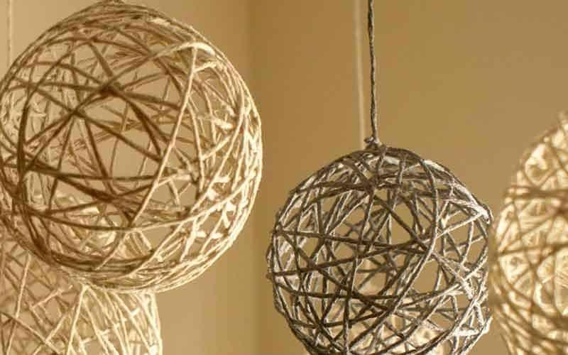 woolen lamps