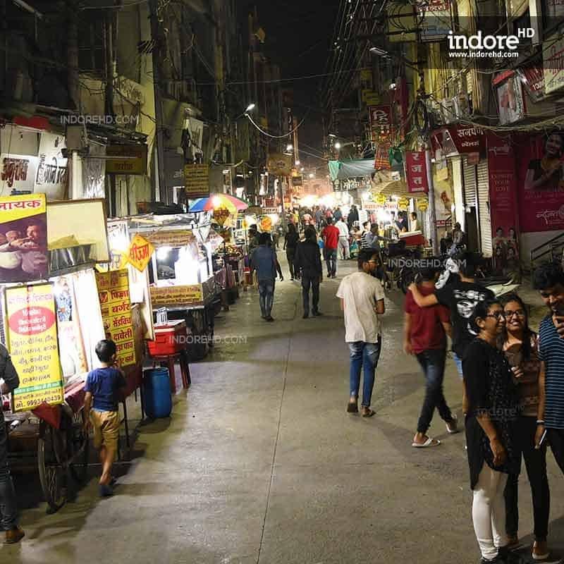 sarafa- food street