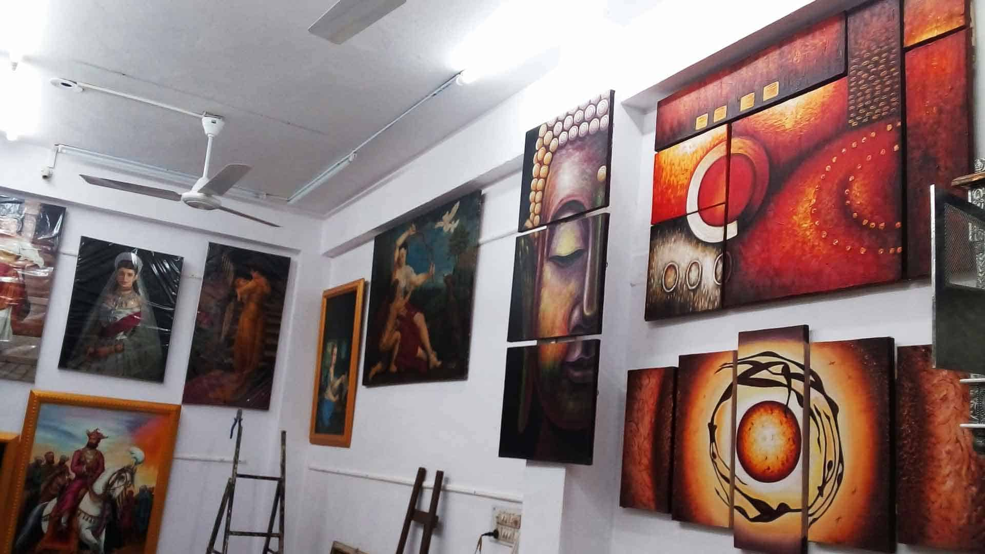 indore art galleries