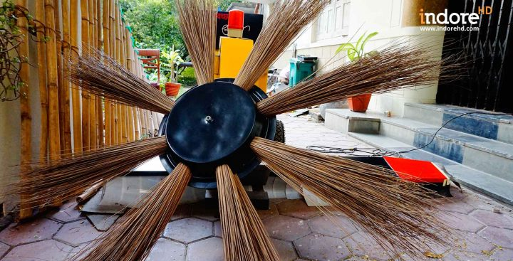 Broom 18- An Innovation By Indore Based Engineer, Contribution To…
