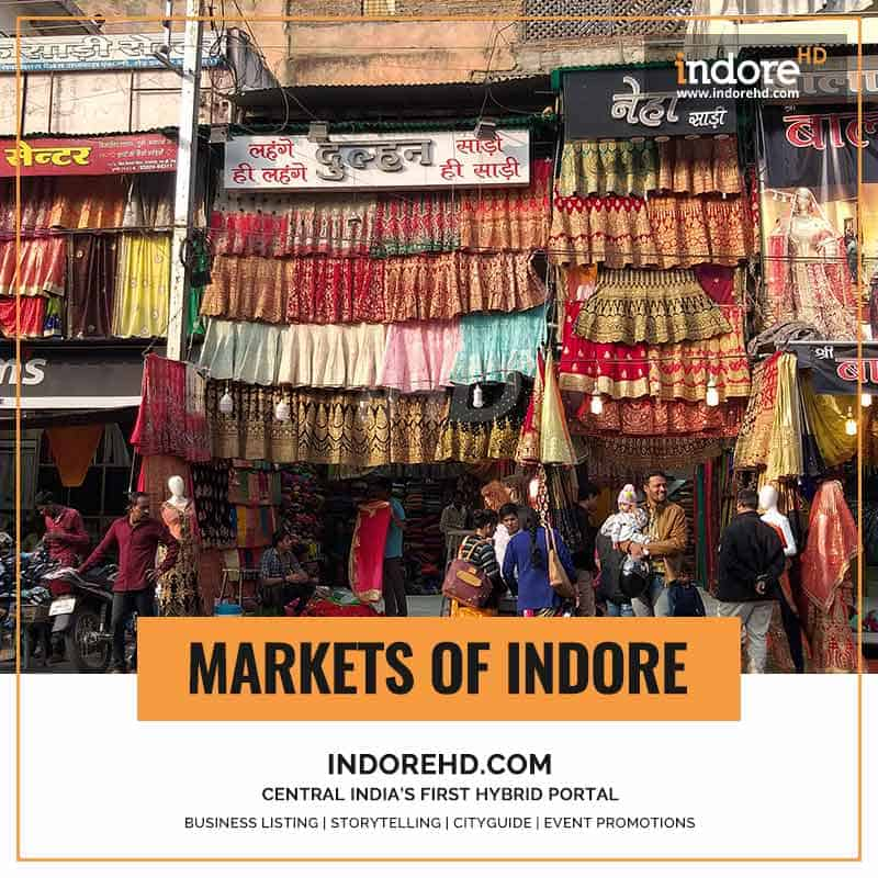 cloth markets