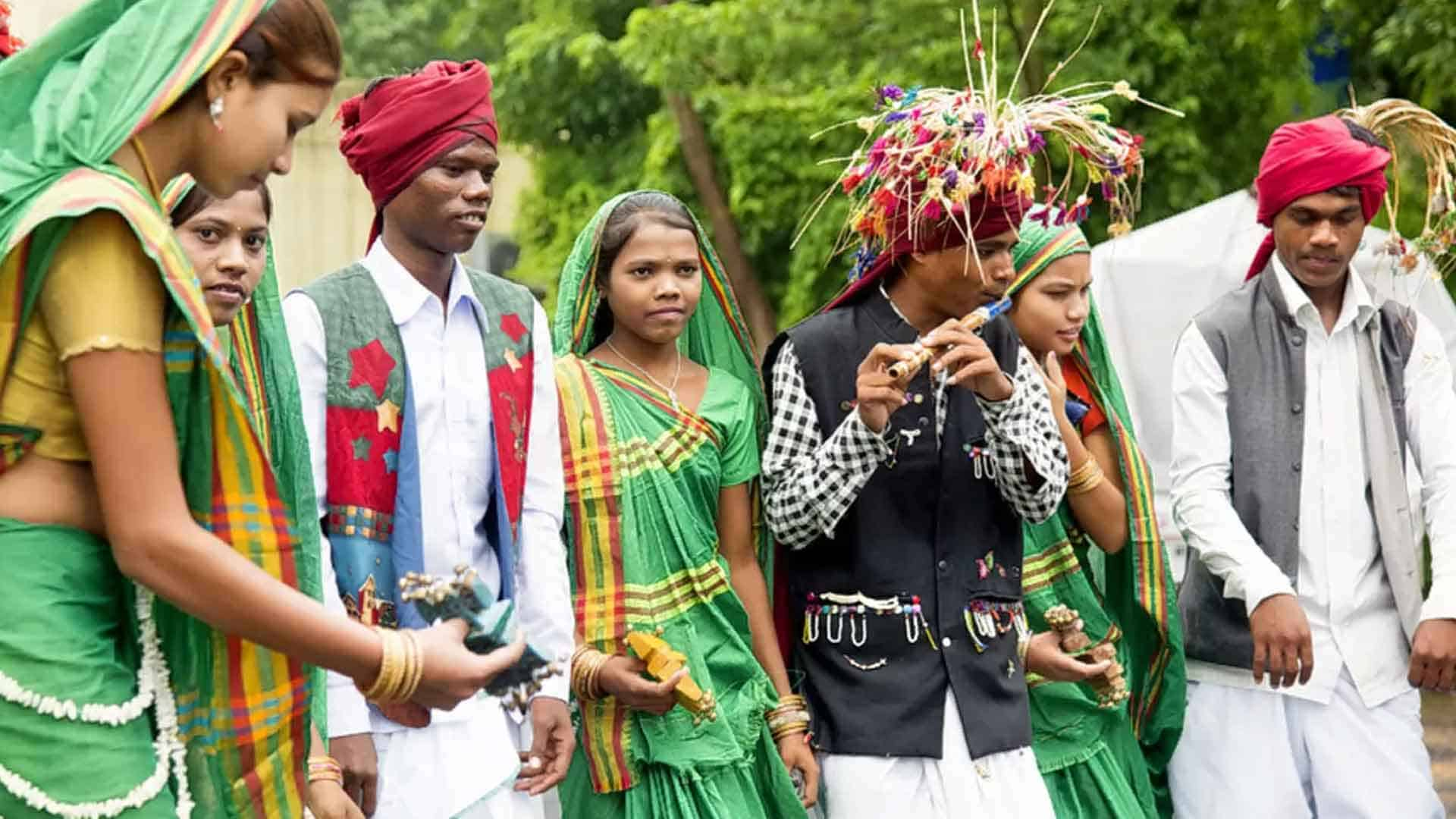 tribes of mp