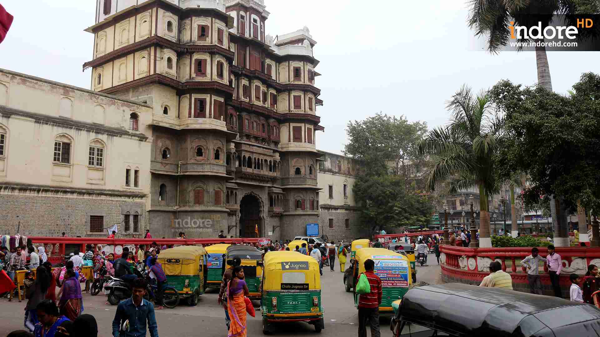 markets of indore