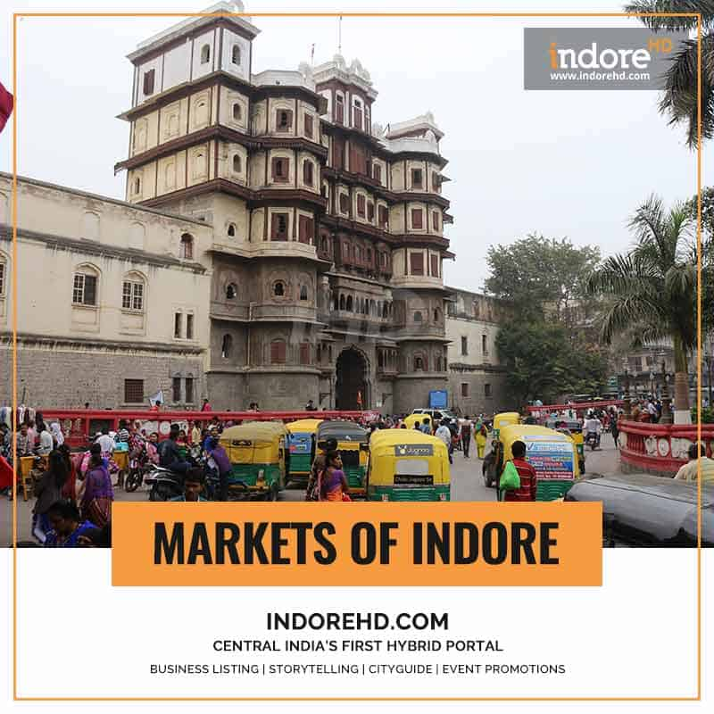 rajwada market