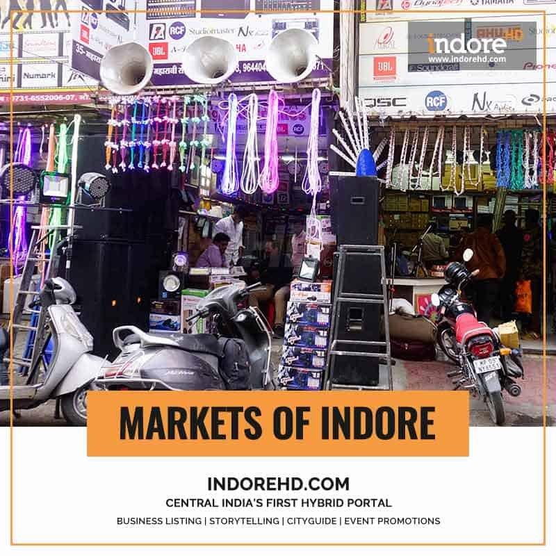 siyaganj markets