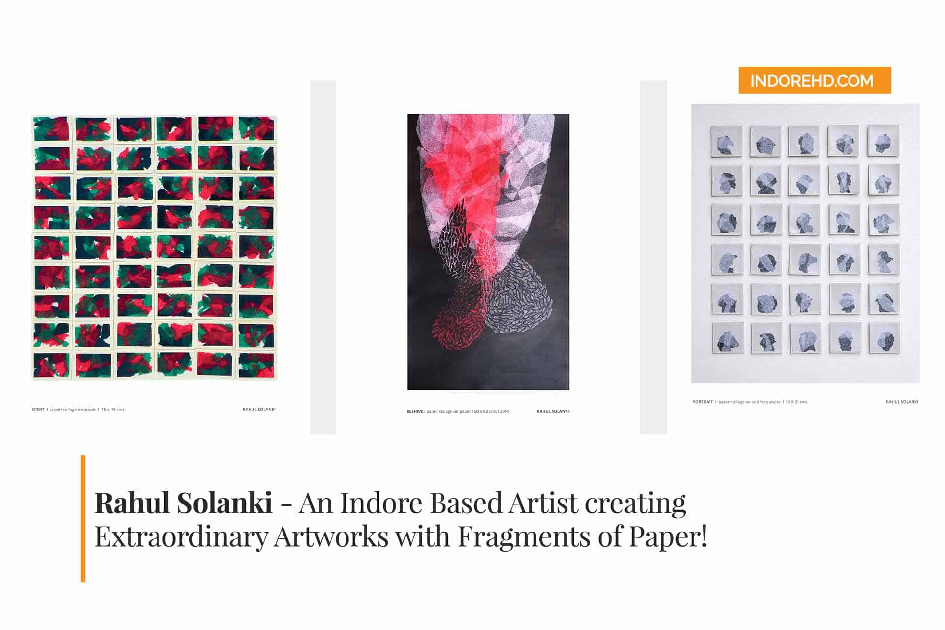 Artist-Rahul-Solanki-Paper-Artist-Layer-Fragments-Interview-IndoreHD