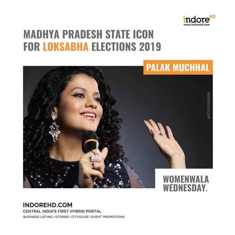 Palak-Muchhal-Indore-MP--Loksabha-Election---Icon---IndoreHD
