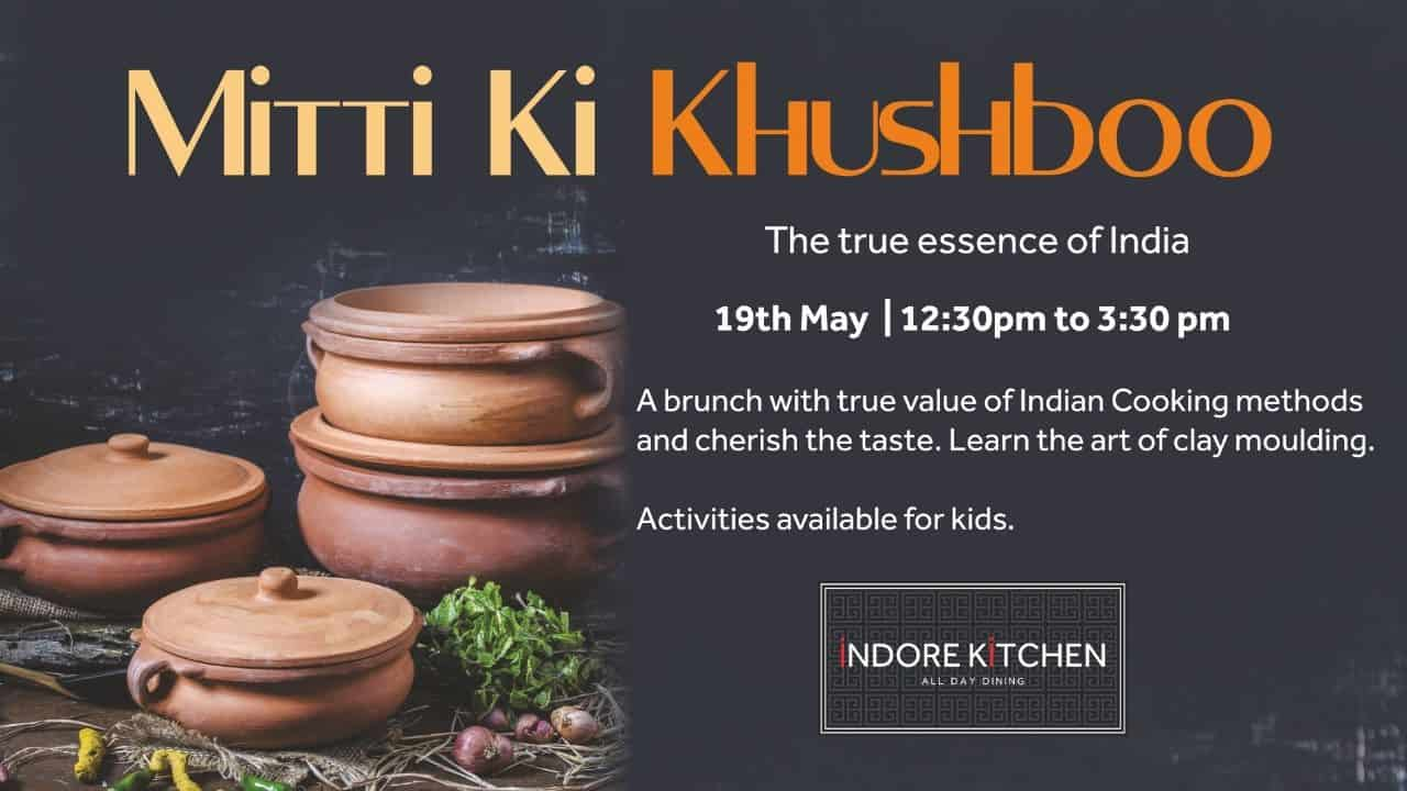 Mitti Ki Khushboo at Indore Marriott Hotel