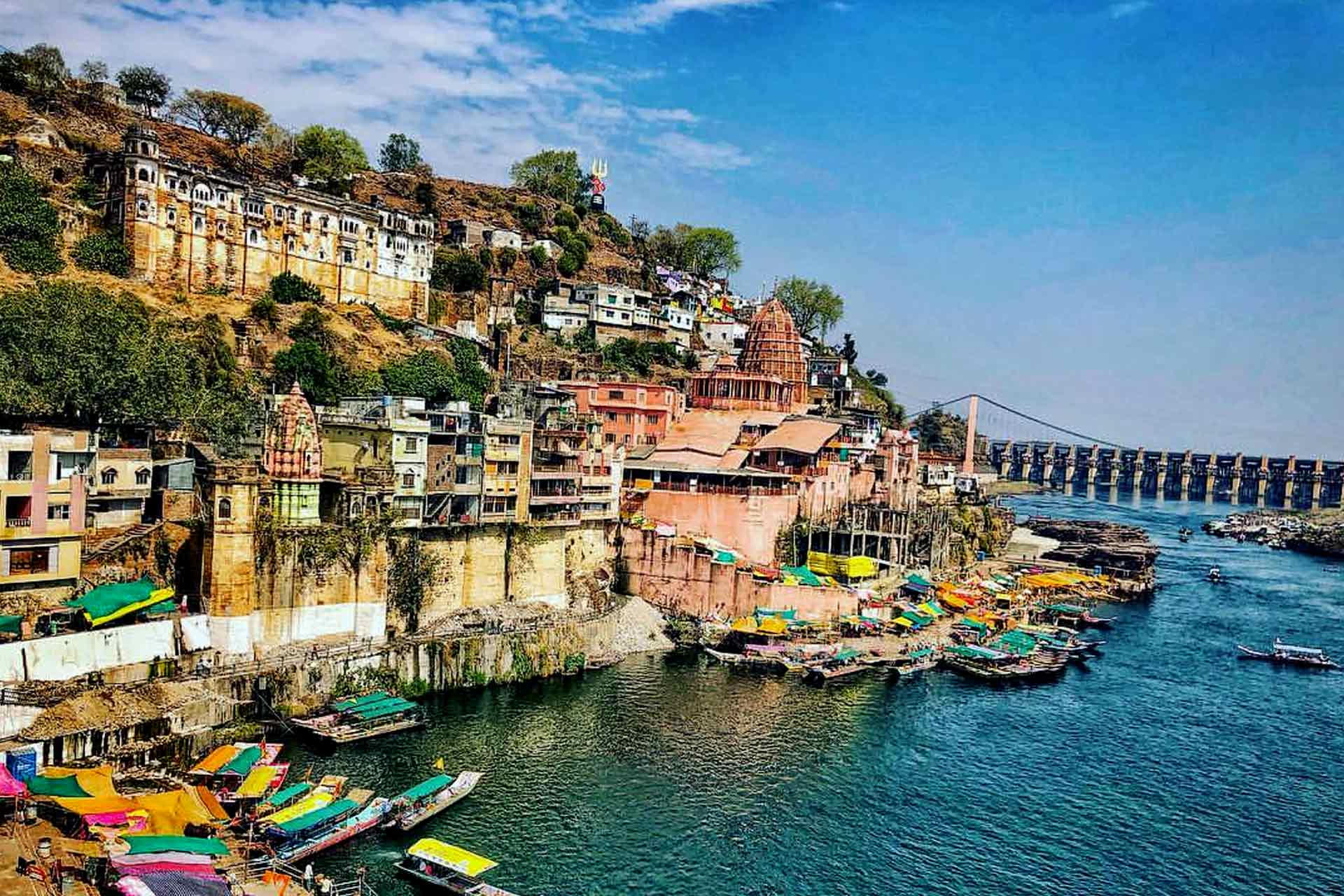 omkareshwar-temple-shivling