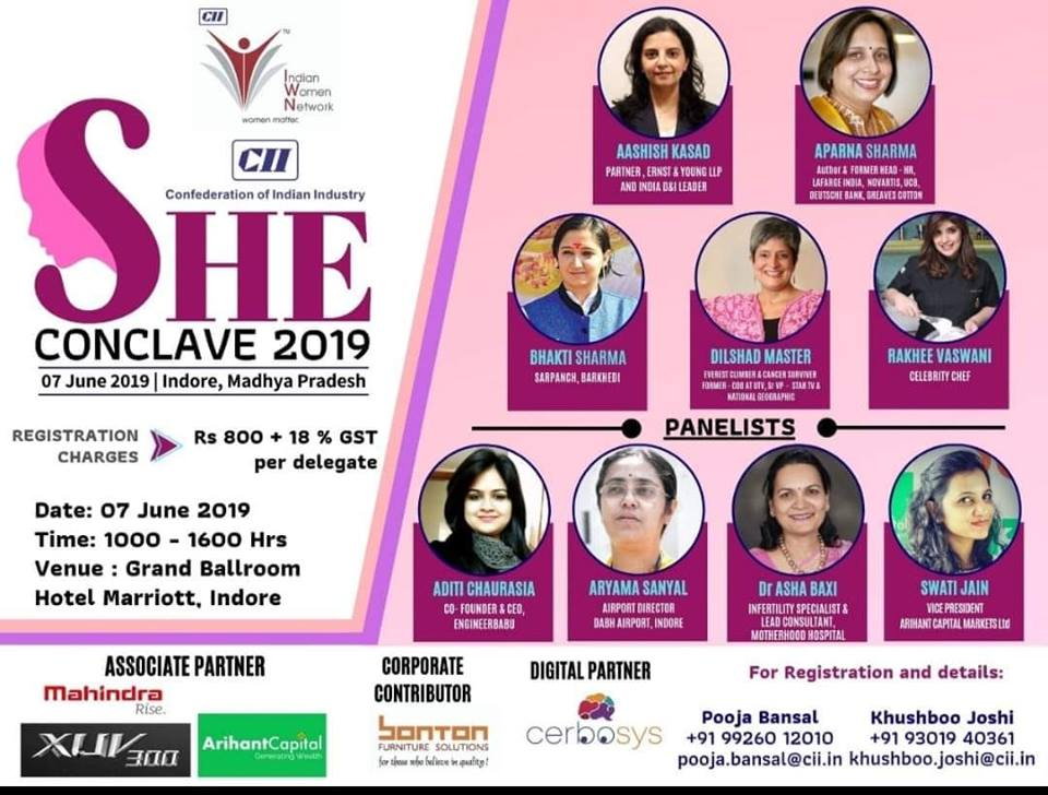 She Conclave 2019