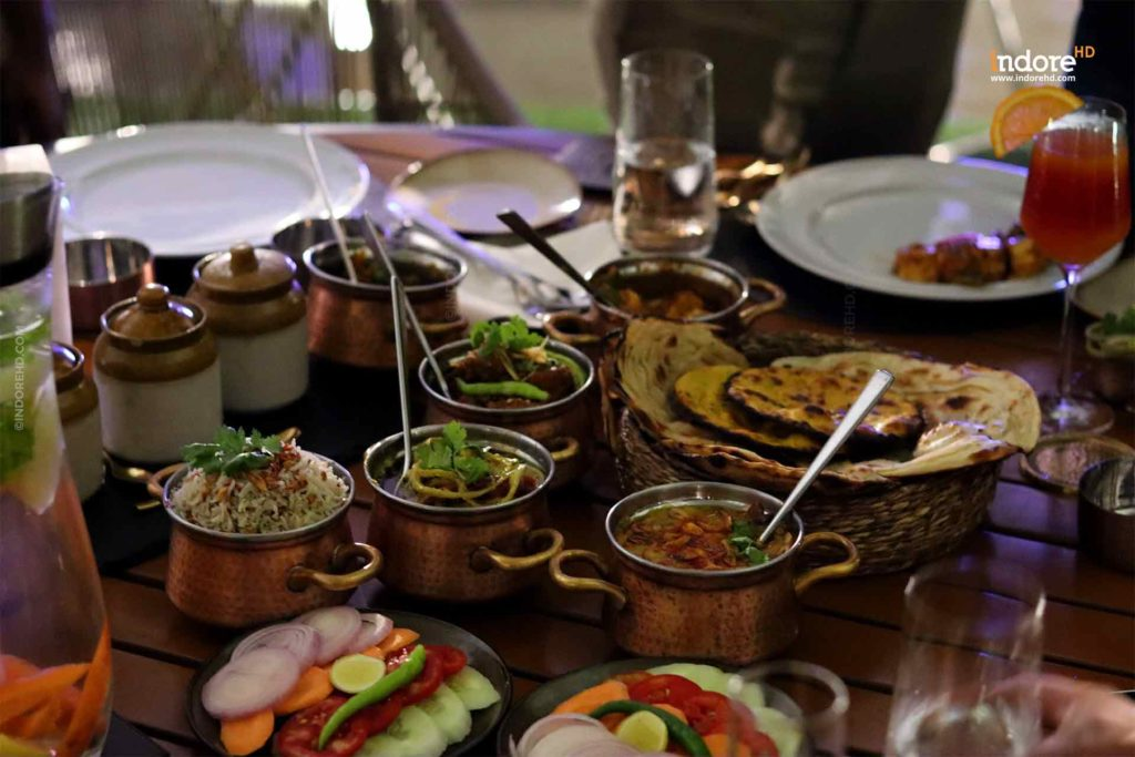 PRANGANIndore-Marriott-Hotel-Food