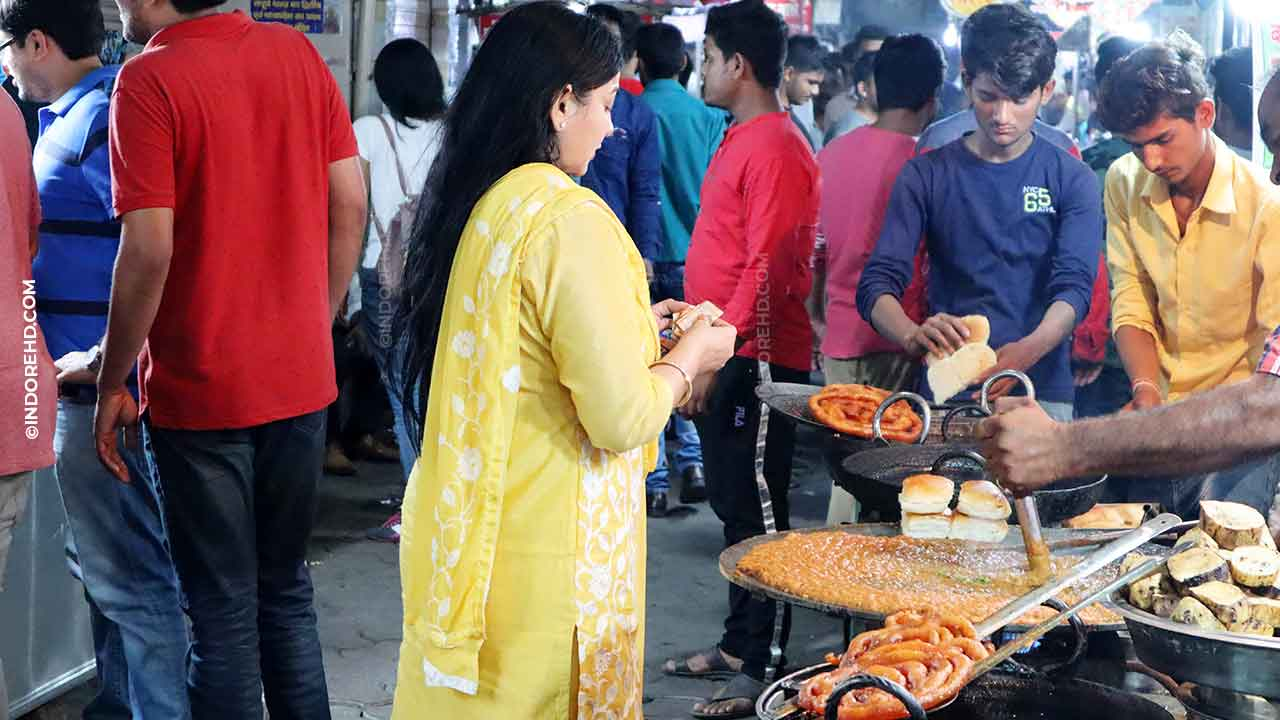food places in India