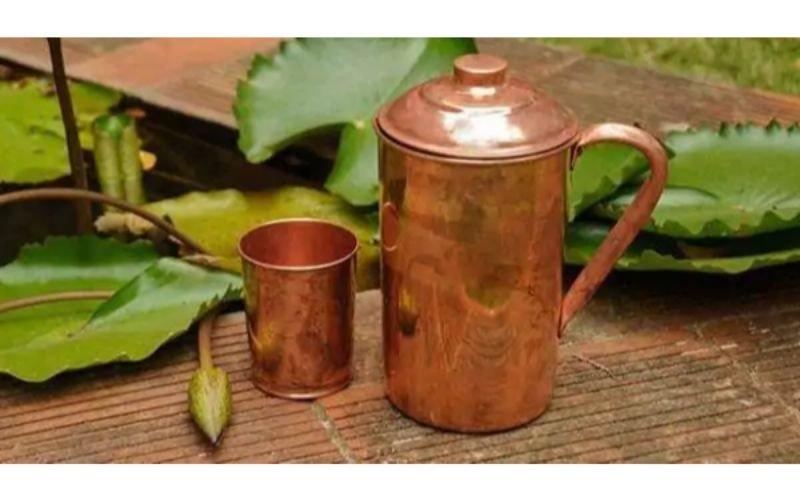 copper vessels