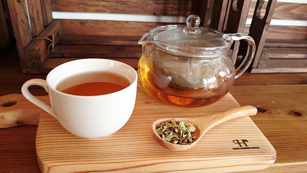 mulberry green tea