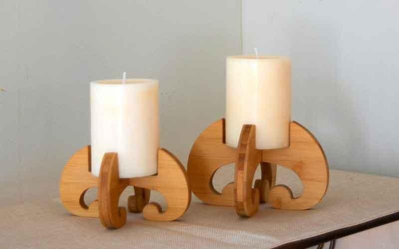 Crescent-Pillar-Candle-Holder-in-ecofriendly-Diwali-Indore-HD