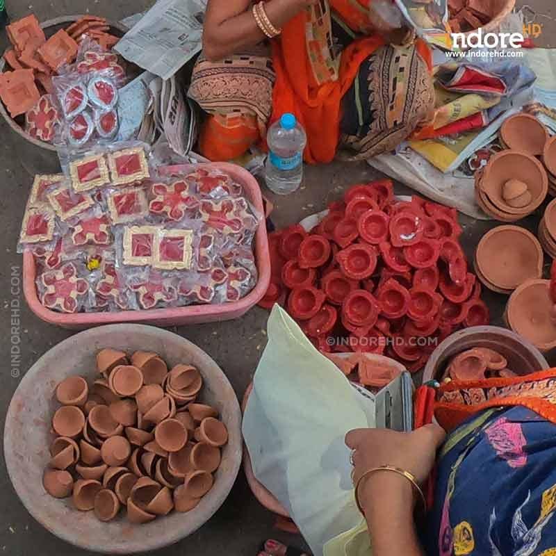 Diwali-Diya-IndoreHD-Eco-Friendly-Diwali-Rajwada-Indore