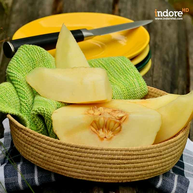 Fifteen-Powerful-Fruits-To-Lose-Weight-And-Burn-Belly-Fat-Instantly-Muskmelon-1