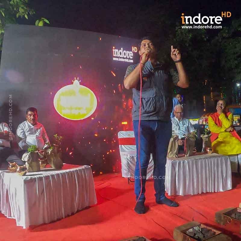 Dr-Punit-Kumar-Dwivedi-the-ambassador-Swacch-Indore-Agnihotra-Indore-HD