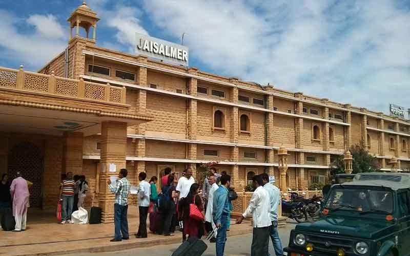 Jaisalmer-Railway-Station