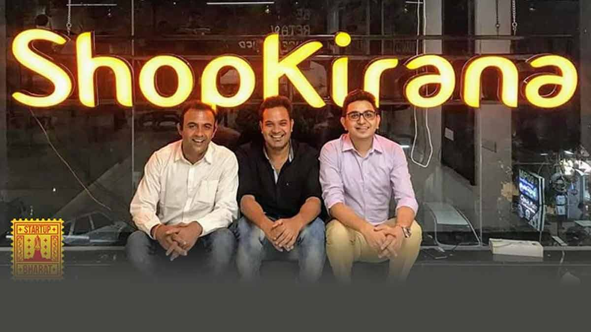 indore based start up- ShopKirana